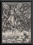 St. Michael & the Dragon by Albrecht Durer