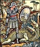 The Knight & the 3-Headed Dragon