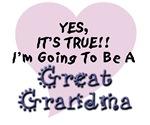 True Great Grandma To Be