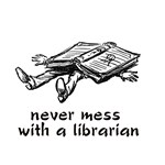 Never mess with a librarian 2