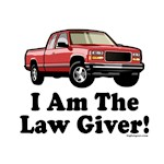 I Am The Law Giver