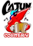 Crawfish Cajun Country t-shirt