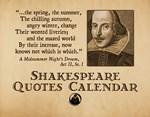 Elizabethan Wall Calendars