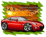 Pontiac Solstice, Convertible and Coupe