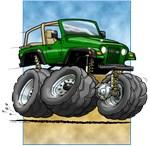 1987-2015 Jeep Wranglers