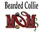Bearded Collie Mom