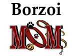 Borzoi Mom