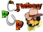 Collie Cowboy (P) UP!