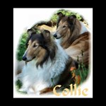 Rough Collie Art Gifts