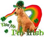 Kiss Me I'm Irish Terrier
