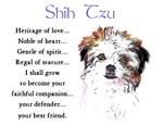 Shih Tzu Puppy Gifts