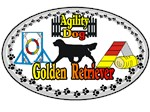 Golden Retriever Agility Dog Shirts Gifts