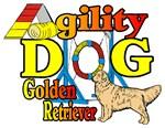 Golden Retriever Agility Apparel