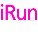 iRun (Pink Letters)