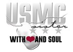 USMC Sister - With Heart and Soul