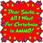Santa Ammo Christmas