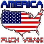 America Fuck Yeah Design