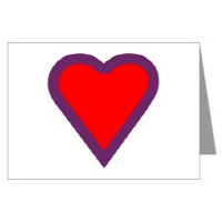 Heart Cards, Journals & Stickers