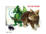 A is for Artist