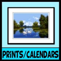 Framed Prints, Matching Calendars,
