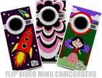 Flip Video and Notepads