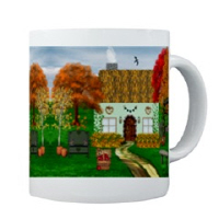 Irish Village Series© Mugs & Steins