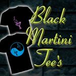 Black Martini Tee's