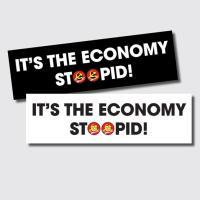 It's The Economy Stoopid