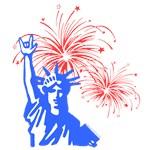 ILY Fireworks Liberty