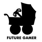 Future Gamer (in stroller)