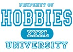 Hobbies University T-Shirts