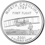 North Carolina State Quarter