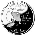 Louisiana State Quarter