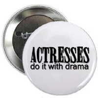 Actresses do it with drama
