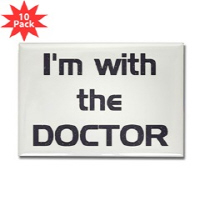 I'm with the DOCTOR