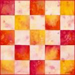 Checkerboard Watercolor