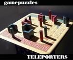 TELEPORTERS gamepuzzles