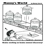 BRAINS WORKING ON BRAINS NEWEST DISCOVERY!