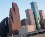 HOUSTON TEXAS downtown