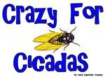 Crazy For Cicada