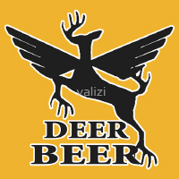 Deer beer t-shirts