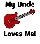 My Uncle Loves Me! w/guitar