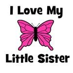 Love My Little Sister (butterfly)