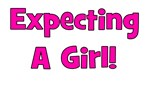 Expecting A Girl!