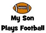 My Son Plays Football