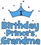 1st Birthday Prince's Grandma!
