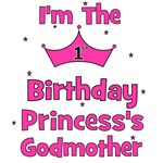1st Birthday Princess's Godmother!