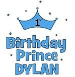 1st Birthday Prince Dylan!