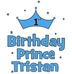 1st Birthday Prince Tristan