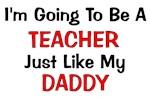 Teacher - Daddy - Profession